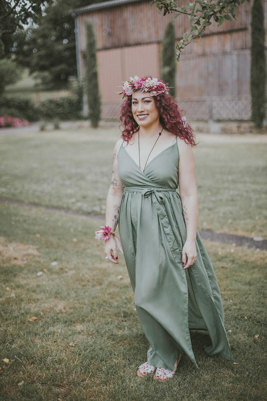 photographe mariage champêtre gites du berger