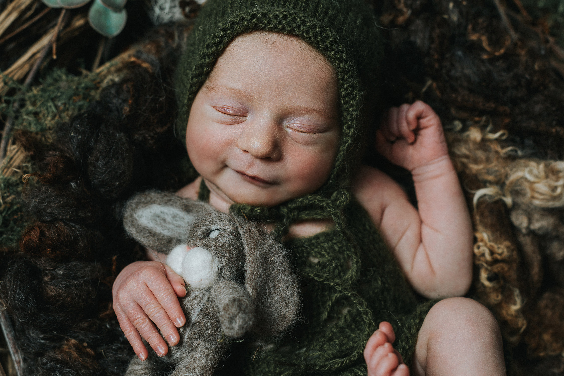 neuchâtel, jura, photo bébé, nouveau-né, sourire