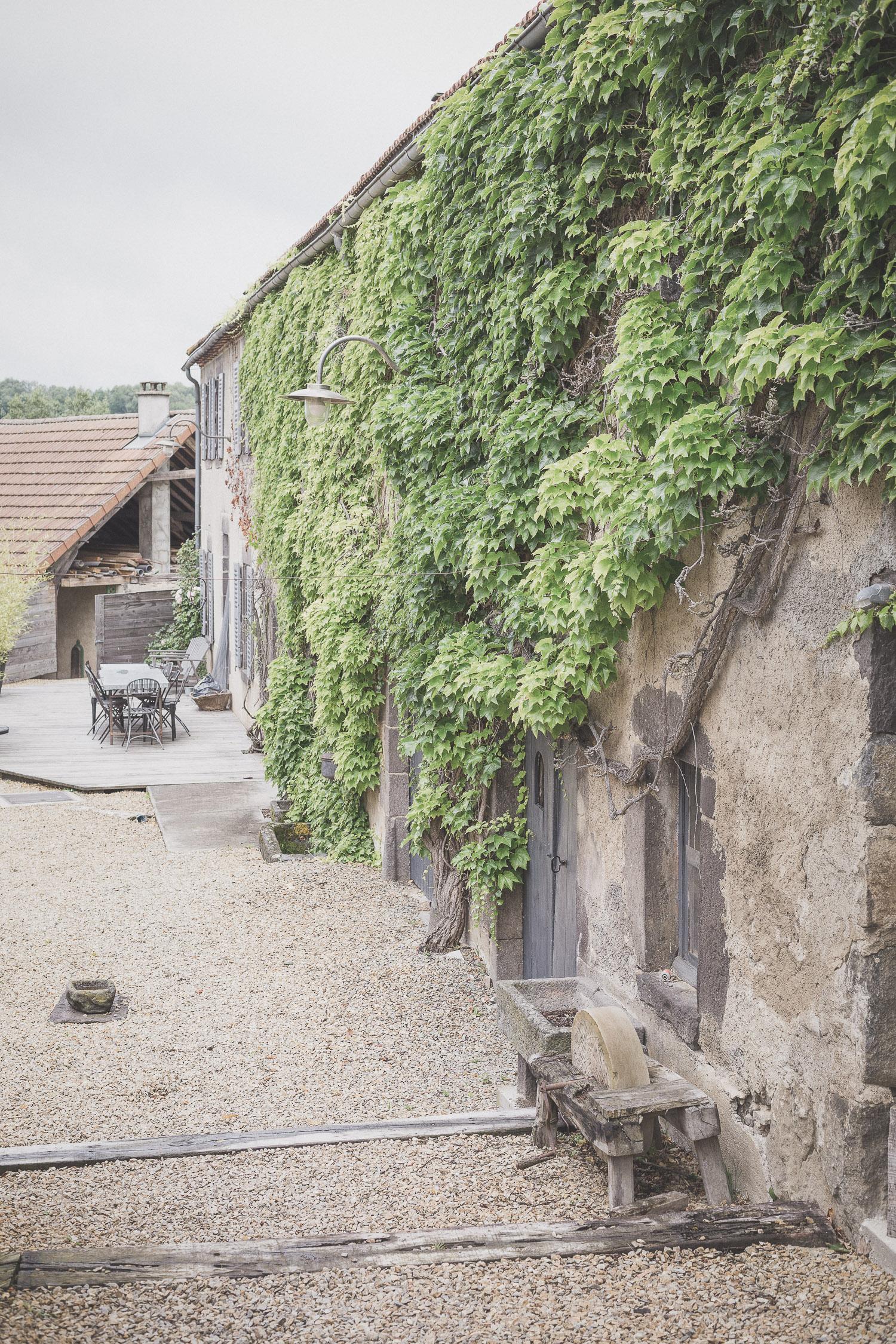 mariage champêtre en Suisse