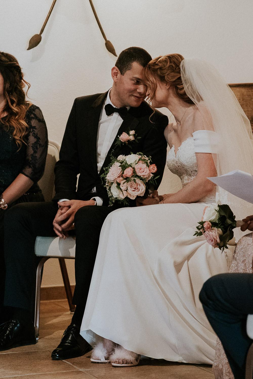 mariage à la porte des iris