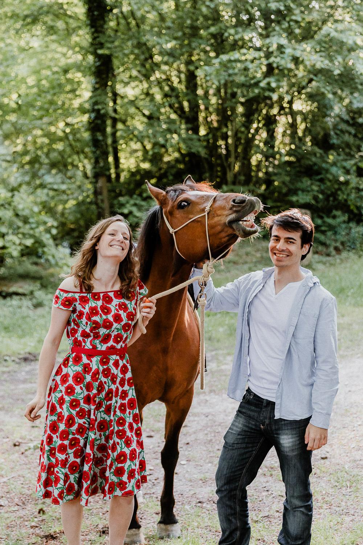 Photographe de couple en Suisse