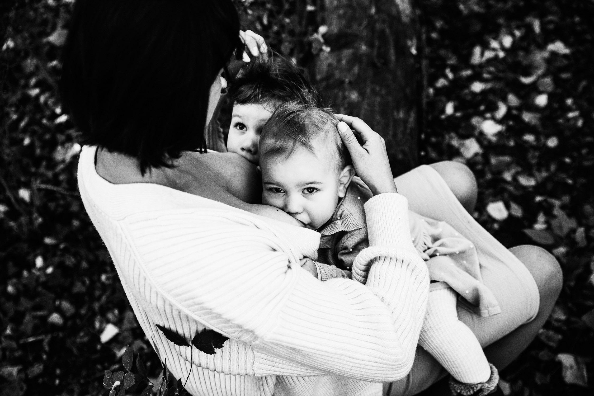 photographe de famille et allaitement Suisse Romande